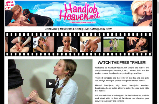 Handjobheaven working accounts