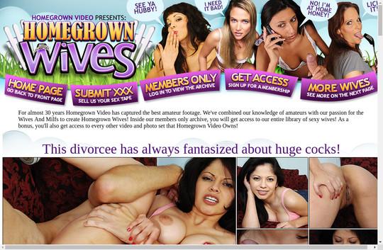Homegrownwives just dumped login