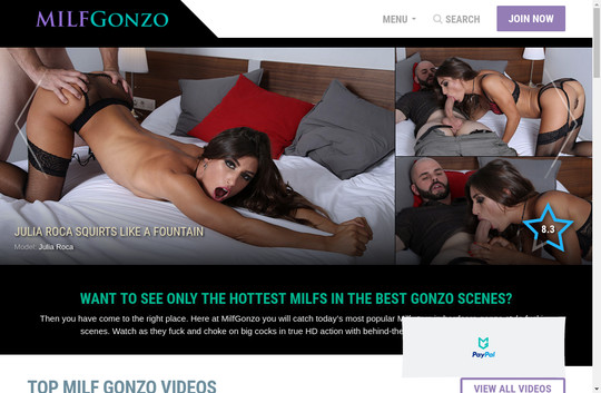 Milfgonzo access login